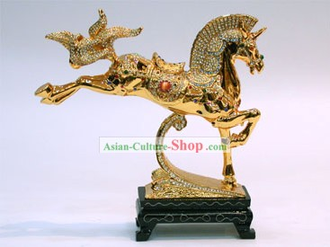 Gold Horse Comes,Sucess comes