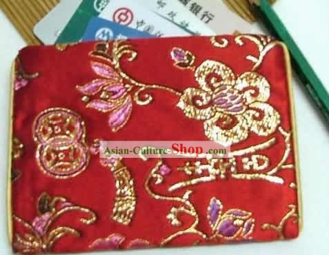 Chinese Classic Credit Card Purse