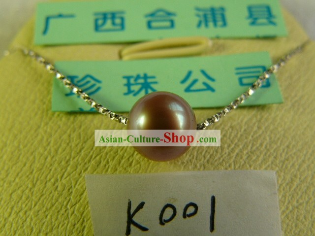 925 Silver Natural Pearl Necklace