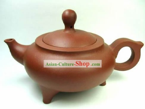 Indomitable Spirit Zisha Teapot
