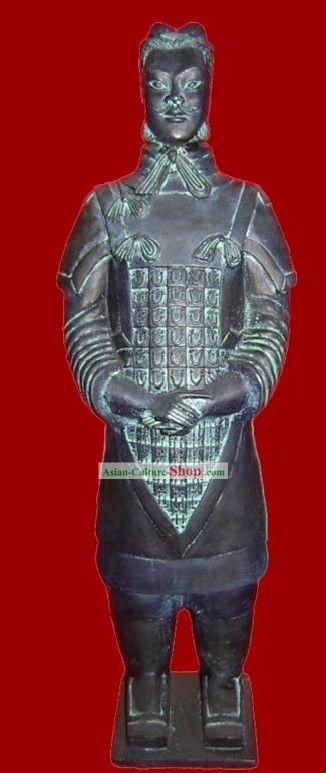 Bronze General Terra Cotta Warrior