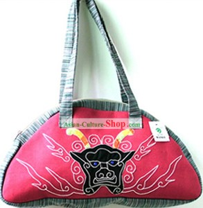 Hand Made Chinese Unique Folk Bag