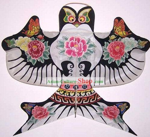 Chinese Stunning Hand Made and Painted Kite-Swallow