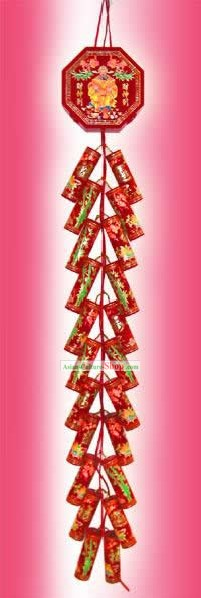 Chinese New Year Celebration Safe and Durable Electric Firecrackers