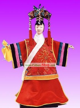 Chinese Classic Original Hand Puppet Handicraft-Princess Ge Ge