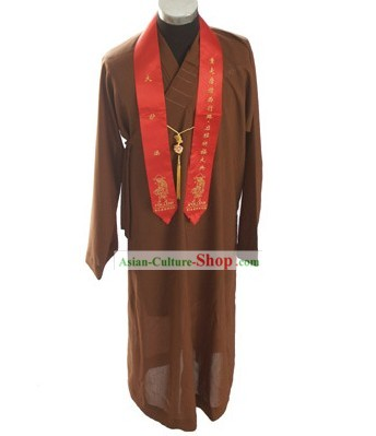Chinese Shaolin Monk Robe/Monk Costume