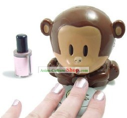 Monkey Nail Blow Dry Machine (Blower) - Christmas and New Year Gift