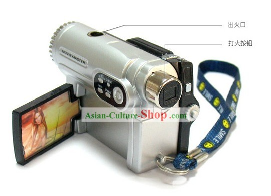 Camera Shape Lighter - Christmas and New Year Gift