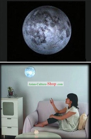 Moon Romote Control Ceiling Lantern - Christmas and New Year Gift