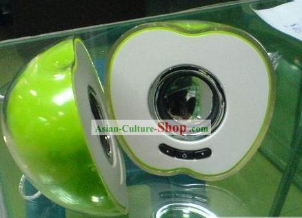 Apple Shape Stereo - Christmas and New Year Gift