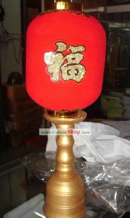 Chinese Traditional Stage Performance Prop - Lantern