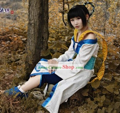 COSPLAY Xuan Ji Costumes Complete Set