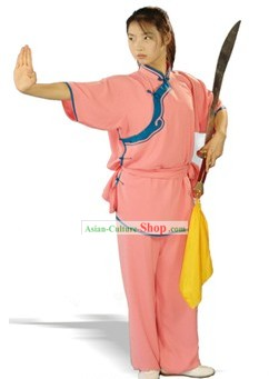 Chinese Professional Changquan Long Fist Performance Uniform