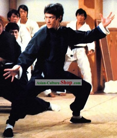 Bruce Lee Style Yong Chun Martial Arts Suits