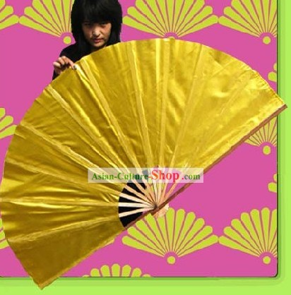 Chinese Traditional Super Large Performance Dance Fan
