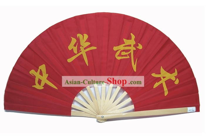 Chinese Kung Fu Teacher Fan