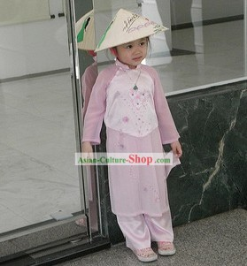 Vietnamese Traditional Costume for Children