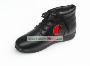 Kung Fu Martial Arts Tai Chi Winter Boots/Wushu Shoes