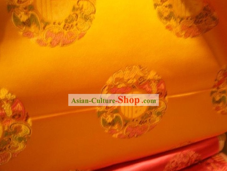 Classical Fu Brocade Fabric