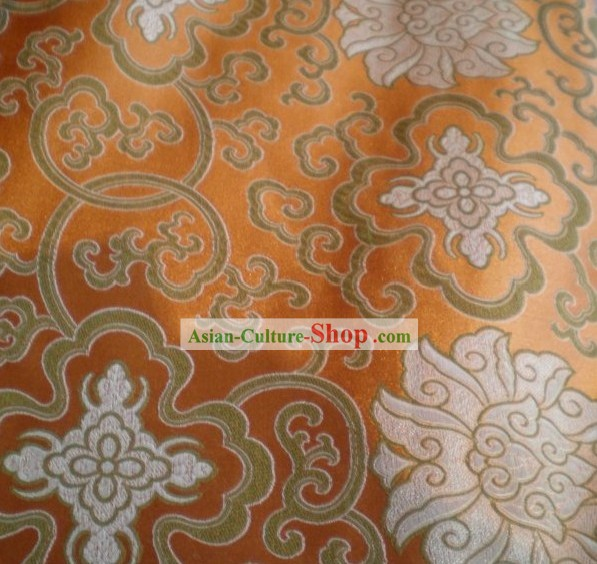 Wishes Come True Brocade Fabric