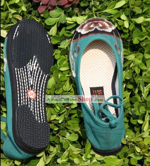 Chinese Mandarin Shoes/Traditional Cloth Shoes