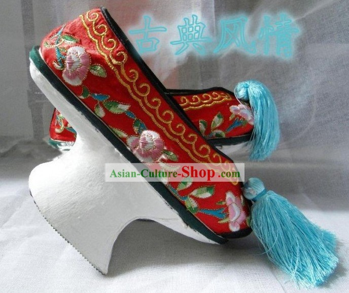 Handmade Classical Princess Shoes