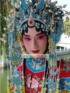 Classic Beijing Opera Five Phoenix Crown/Opera Hat