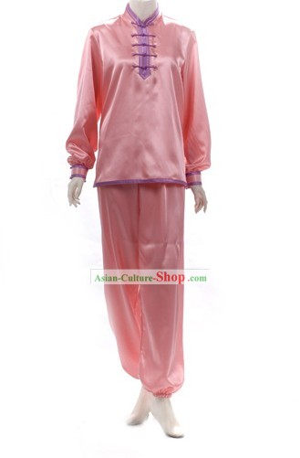 Chinese Professional Mulan Tai Chi Chuan Uniform/Wu Shu Uniforms