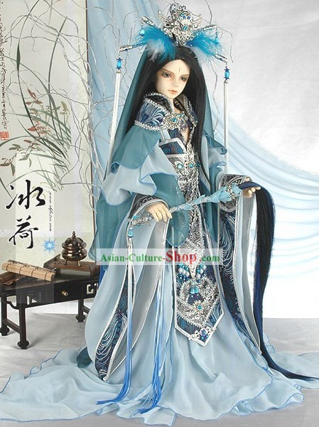 China Ancient Prince Clothing Complete Set