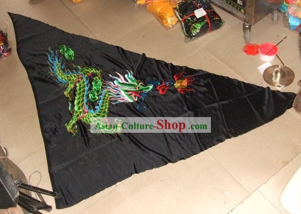 Wushu Flag/Shaolin Flag/Large Dragon Dance and Lion Dance Banner