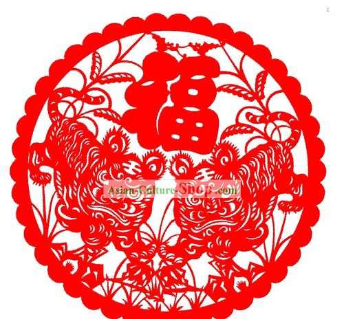 Chinese New Year Red Envelops 60 Pieces Set