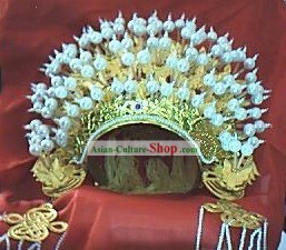 Supreme Chinese Classical Phoenix Crown