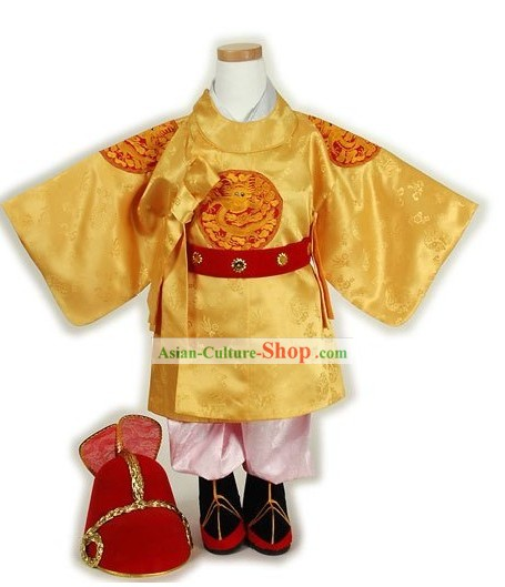 Ancient Korean Costume for Children