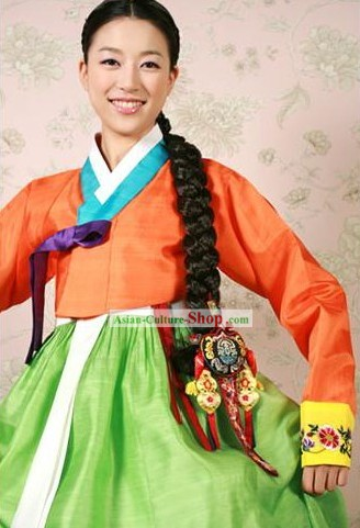 Traditional Korean Hanbok Set