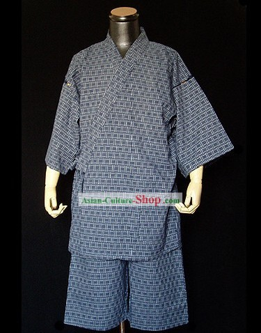 Traditional Japanese Dress for Men