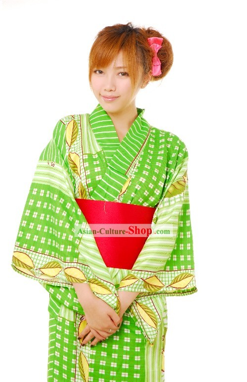 Traditional Japanese Yukata for Women