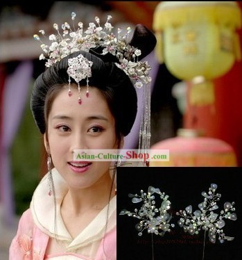 Chinese Ancient Handmade Hair Decoration
