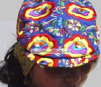 Miao Embroidery Hat