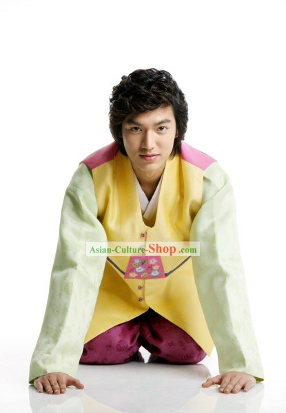 Korean Official Hanbok Clothing for Men