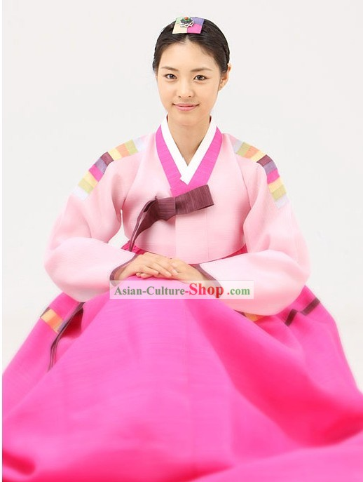 Korean Female Hanbok Set
