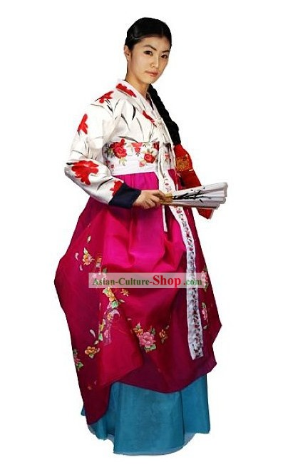 Traditional Korean Dress Set for Women