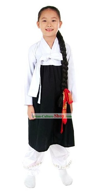 Ancient Korean Clothing for Children