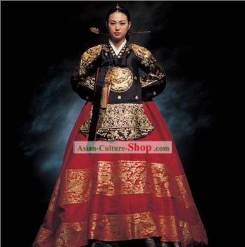 Korean Princess Costume Set
