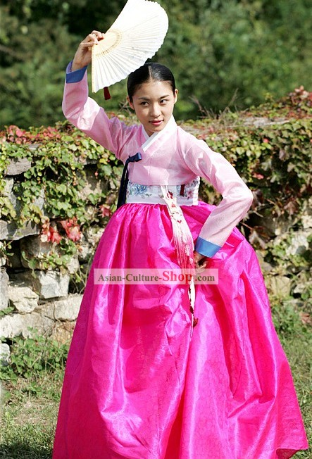 Korean Ha Ji Won Costumes Complete Set