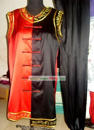 Traditional Chinese Kung Fu Uniform Complete Set for Men