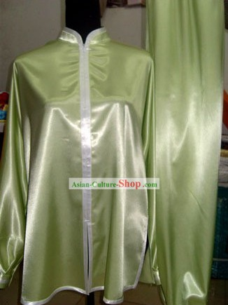 Chinese Kung Fu Silk Suits