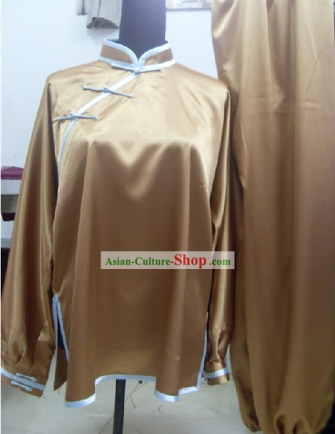 Chinese Silk Wushu Suits for Women