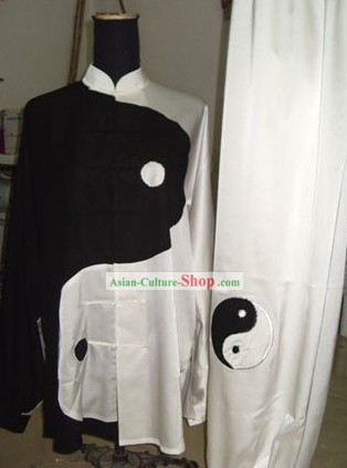 Chinese Kung Fu Tai Chi Silk Clothes