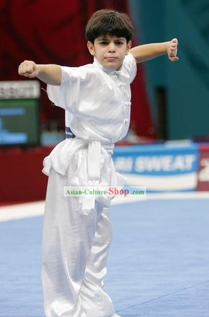 Professional Kung Fu Uniform for Children