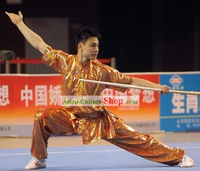 Professional Kung Fu Competition Suit